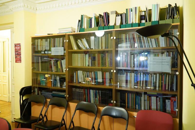 biblioteca elp a coruña
